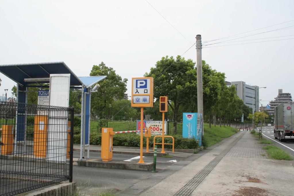 TOSUパーキング