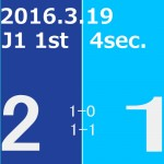 2016 1st ステージ 第4節(A)横浜Fマリノス戦