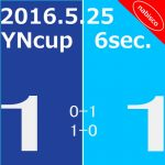 2016Jリーグヤマザキナビスコカップ 予選リーグ 第6節 (A)アビスパ福岡戦